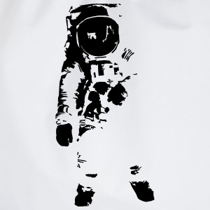 Astronaut - Space T-shirts - Gymtas