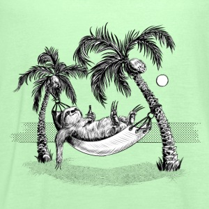 Sloth T-Shirts - Frauen Tank Top von Bella