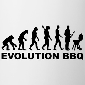 Evolution BBQ T-Shirts - Tasse