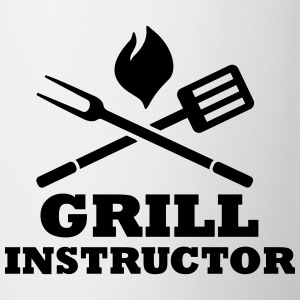 Grill Instructor T-Shirts - Tasse