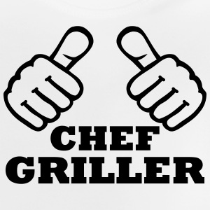 Chef Griller T-Shirts - Baby T-Shirt