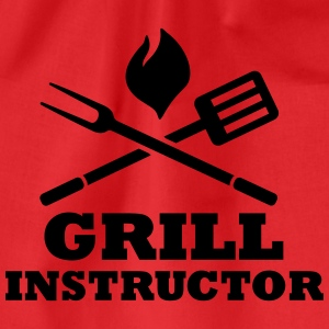 Grill Instructor T-Shirts - Turnbeutel