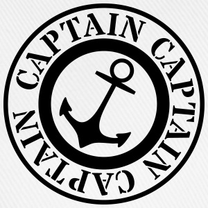 captain Shirts - Baseball Cap
