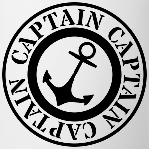 captain capitaine Tee shirts - Tasse