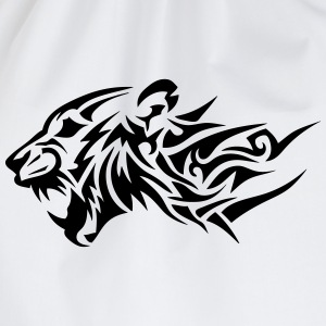 lion tribal tatouage dessin 14024 Sweat-shirts - Sac de sport léger