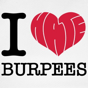 I Heart (Hate) Burpees Tee shirts - Casquette classique