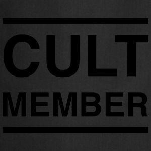 Cult Member T-Shirts - Cooking Apron