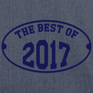 The Best of 2017 T-Shirts - Schultertasche aus Recycling-Material