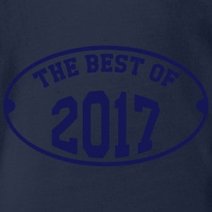 The Best of 2017 Tee shirts - Body bébé bio manches courtes