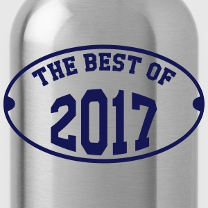 The Best of 2017 Magliette - Borraccia