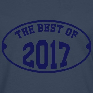 The Best of 2017 Shirts - Mannen Premium shirt met lange mouwen
