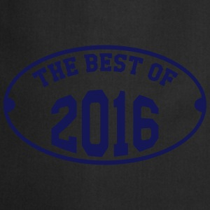 The Best of 2016 T-shirts - Förkläde