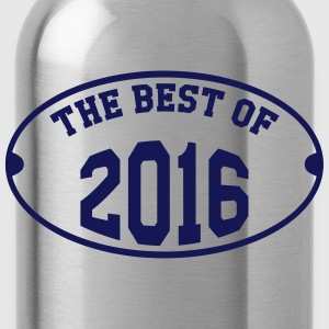 The Best of 2016 Shirts - Water Bottle