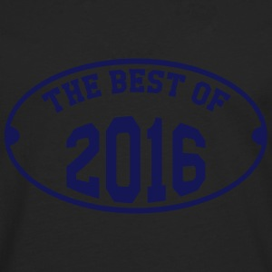 The Best of 2016 Shirts - Mannen Premium shirt met lange mouwen
