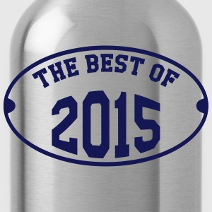 The Best of 2015 T-Shirts - Trinkflasche
