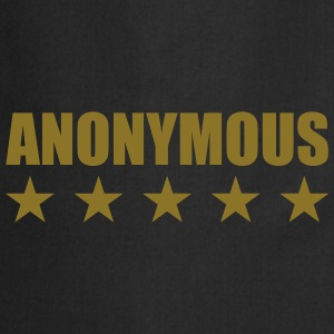 Anonymous T-shirts - Forklæde