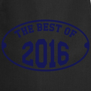 The Best of 2016 T-Shirts - Kochschürze