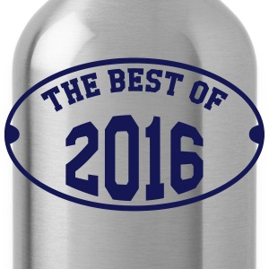 The Best of 2016 T-Shirts - Trinkflasche