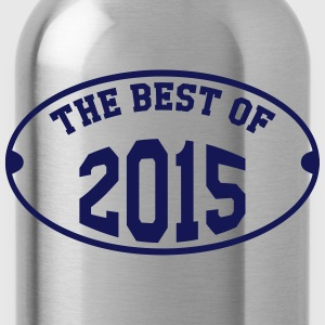 The Best of 2015 Shirts - Water Bottle