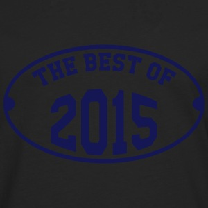 The Best of 2015 Shirts - Mannen Premium shirt met lange mouwen