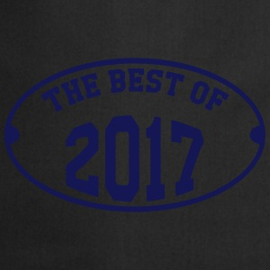 The Best of 2017 T-Shirts - Kochschürze