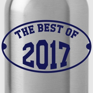 The Best of 2017 Shirts - Water Bottle