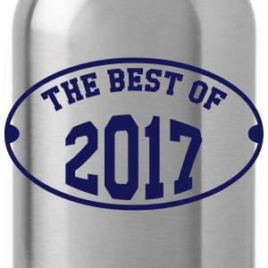 The Best of 2017 T-Shirts - Trinkflasche