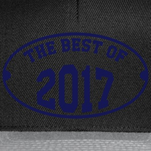 The Best of 2017 Shirts - Snapback Cap