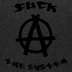 Fuck The System Tee shirts - Casquette snapback