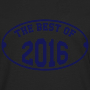 The Best of 2016 T-Shirts - Männer Premium Langarmshirt