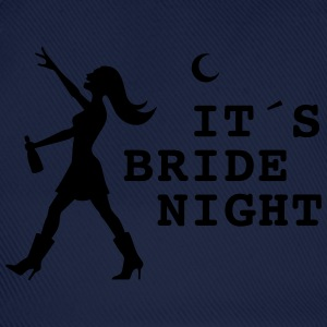 It´s Bride Night II - Baseballkappe