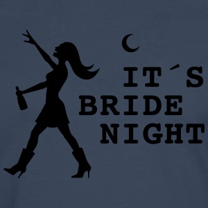 It´s Bride Night II - Männer Premium Langarmshirt