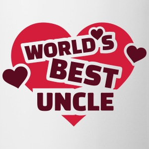 World's best uncle T-Shirts - Tasse