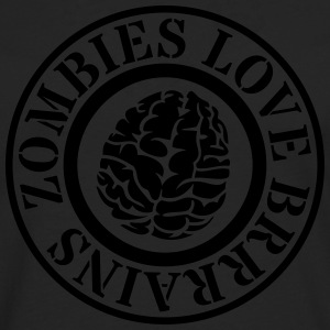 zombies zombies Tee shirts - T-shirt manches longues Premium Homme
