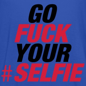 Fuck Your Selfie Pullover & Hoodies - Frauen Tank Top von Bella