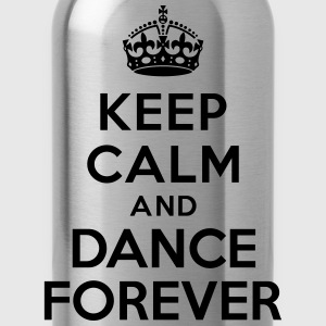 Keep calm and Dance Forever Sweat-shirts - Gourde