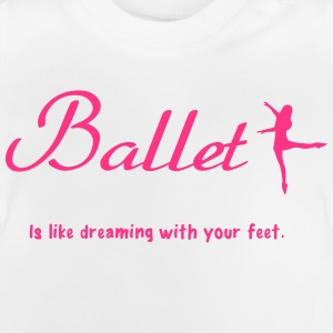 Ballet Sweats - T-shirt Bébé
