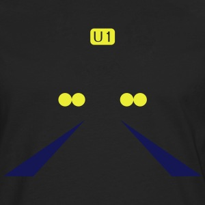 Underground in the tunnel  T-Shirts - Men's Premium Longsleeve Shirt