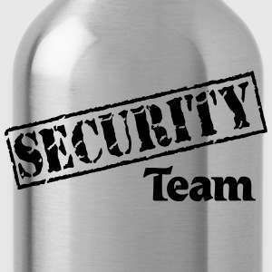 Security Team T-shirts - Vattenflaska
