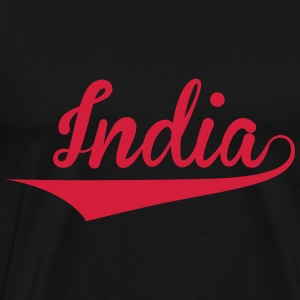 India Gensere - Premium T-skjorte for menn