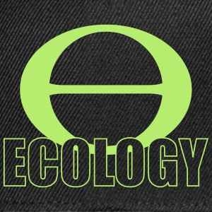 Ecology Tee shirts - Casquette snapback