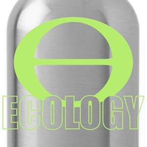 Ecology T-Shirts - Water Bottle