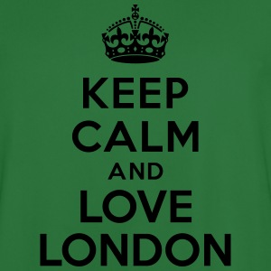 Keep calm and Love London Sweat-shirts - Maillot de football Homme
