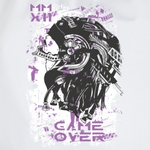 bananaharvest_game_over T-Shirts - Turnbeutel