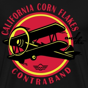 california corn flakes - Men's Premium T-Shirt