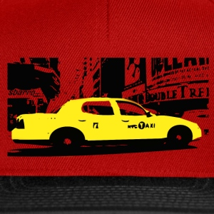 CAB1 Tee shirts - Casquette snapback