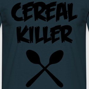 CEREAL KILLER (Muesli / cornflakes) Sweat-shirts - T-shirt Homme