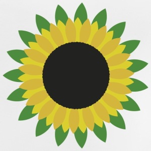 sunflower solsikke T-shirts - Baby T-shirt