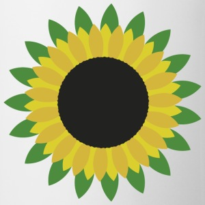 sunflower tournesol Tee shirts - Tasse