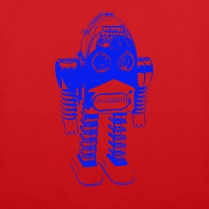 Robo Attack T-Shirts - Stoffbeutel